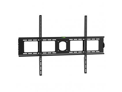 """Solight extra velký fixní držák pro ploché TV od 152cm - 254cm (60"""" - 100""""), nosnost 80kg"""