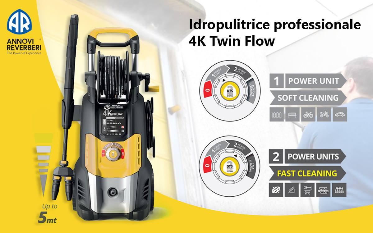 AR 4K Twin Flow