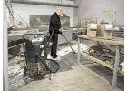Průmyslové vysavače pro nebezpečný prach