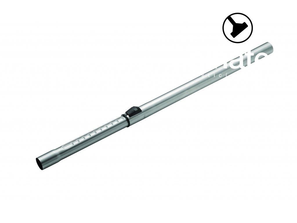 47109 Telescopic tube stainless steel