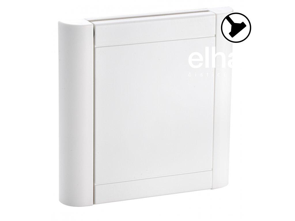 Zásuvka bílá, bez instalační sady