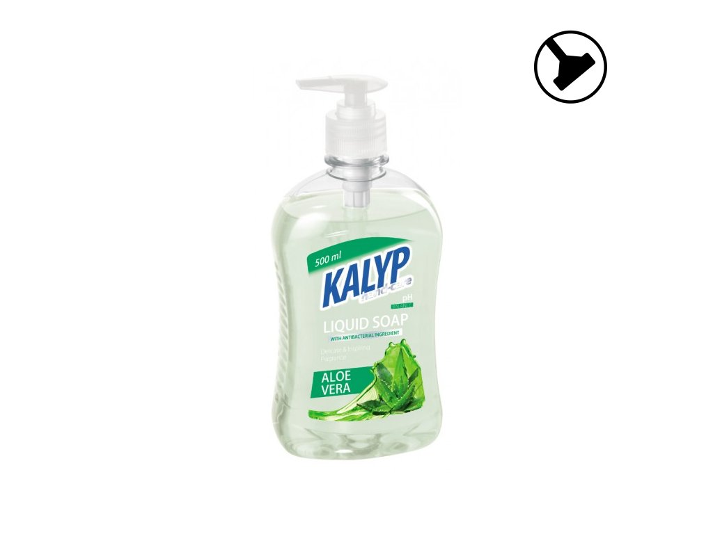 kalyp liquid soap antibacterial 500ml