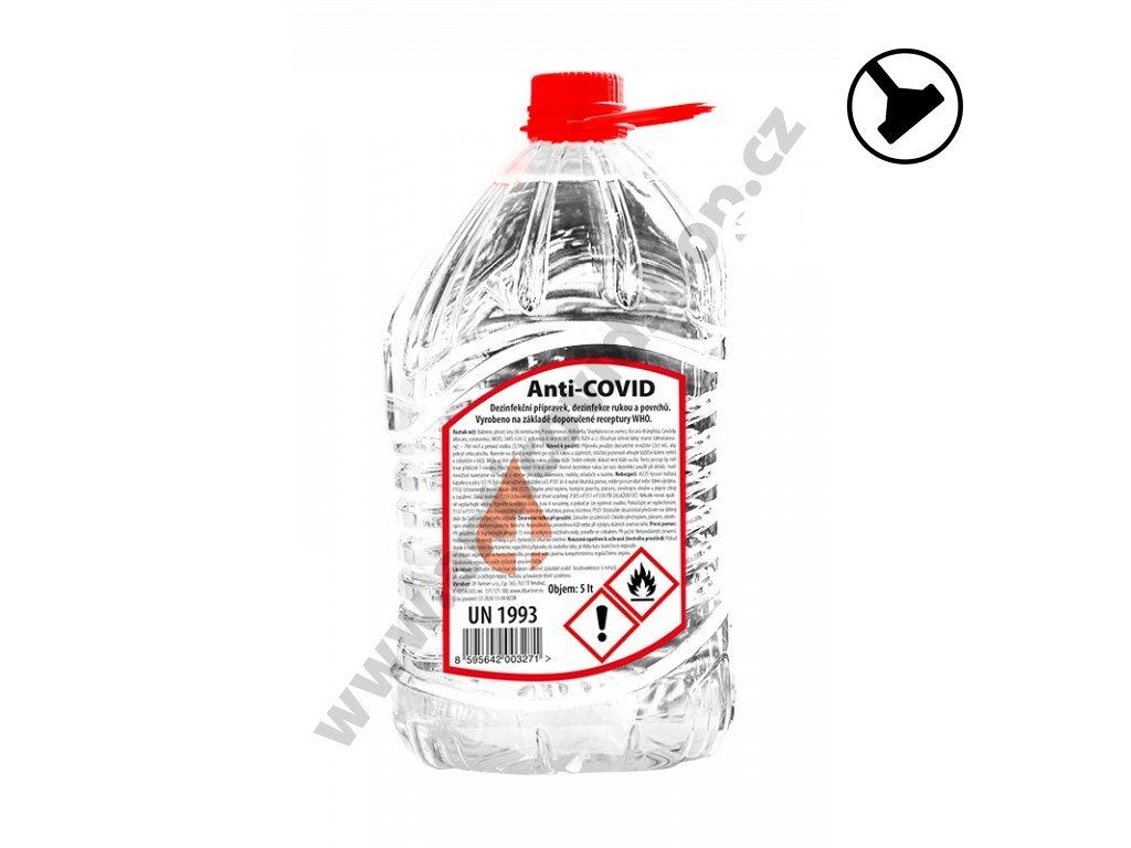 99 1 99 anti covid dezinfekce 5 lt