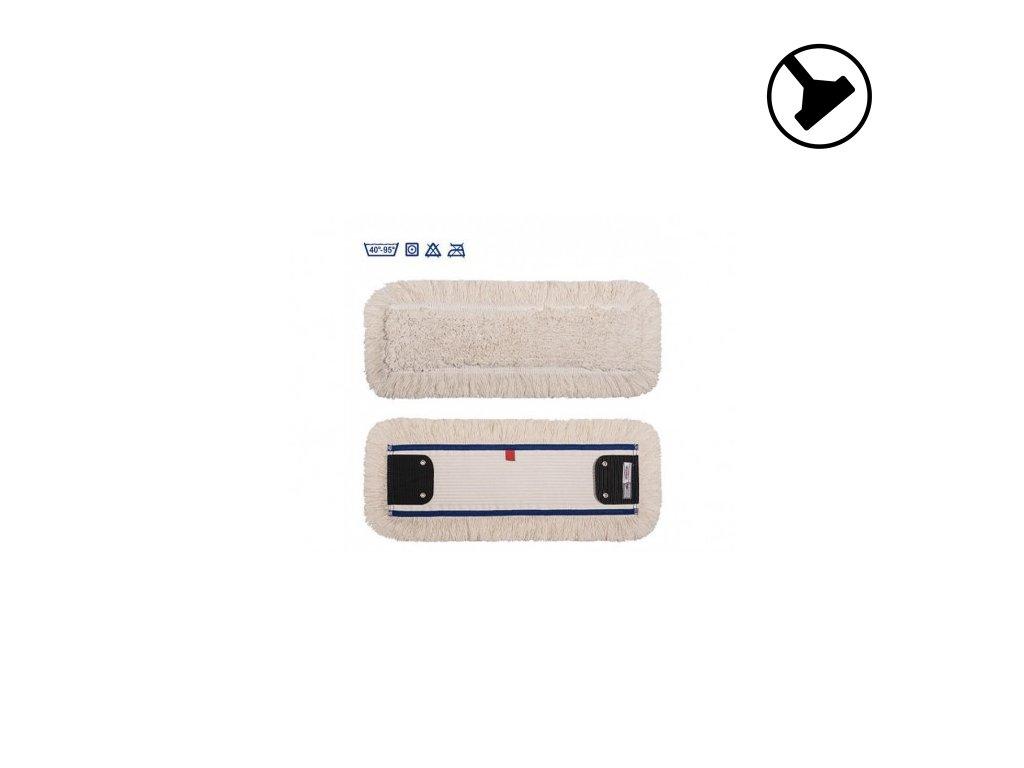 Mop Sprintus Classic Pro, bavlna bílý