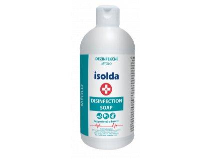 0002060 Disinfection soap 500ml medispender