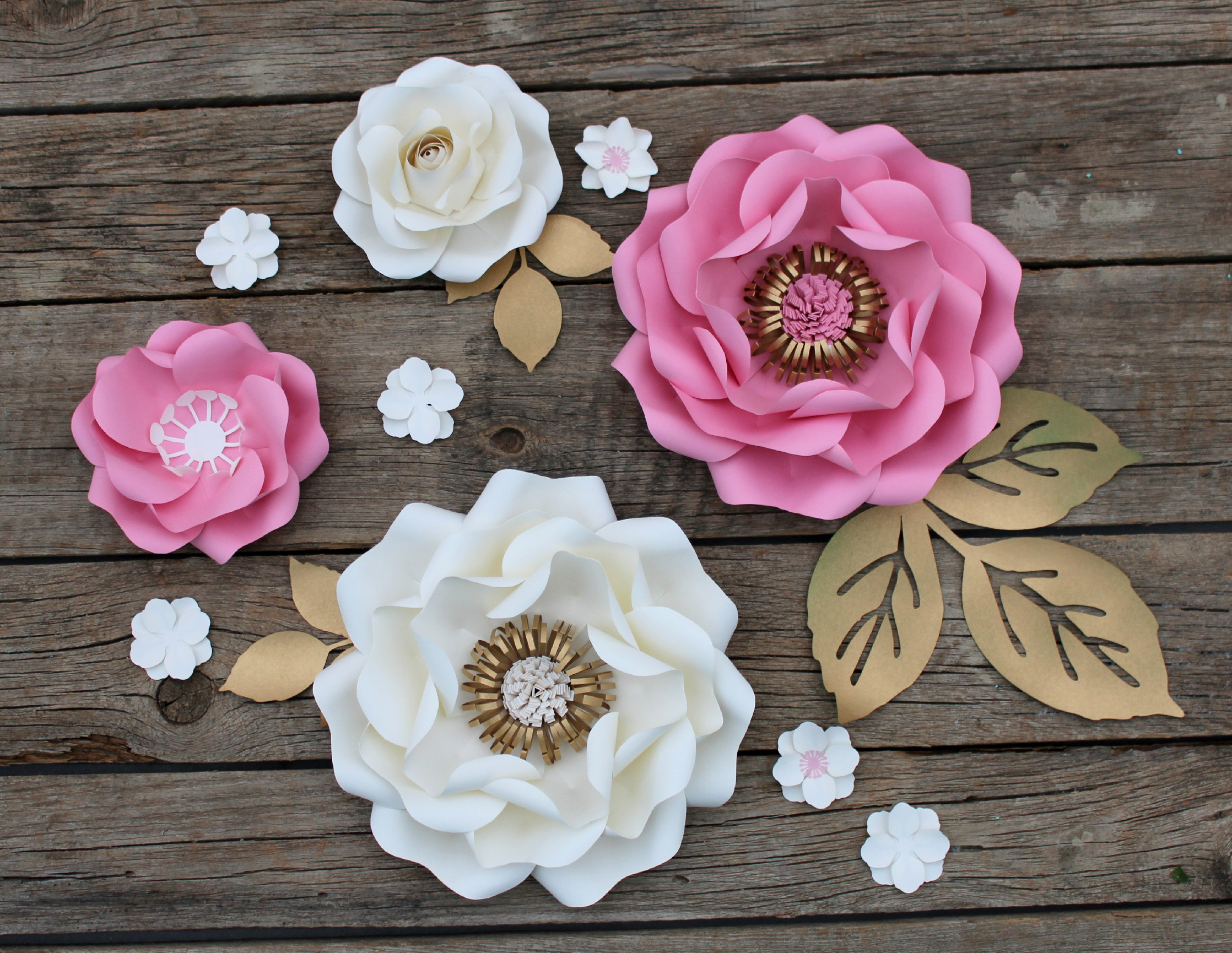 Sety květin