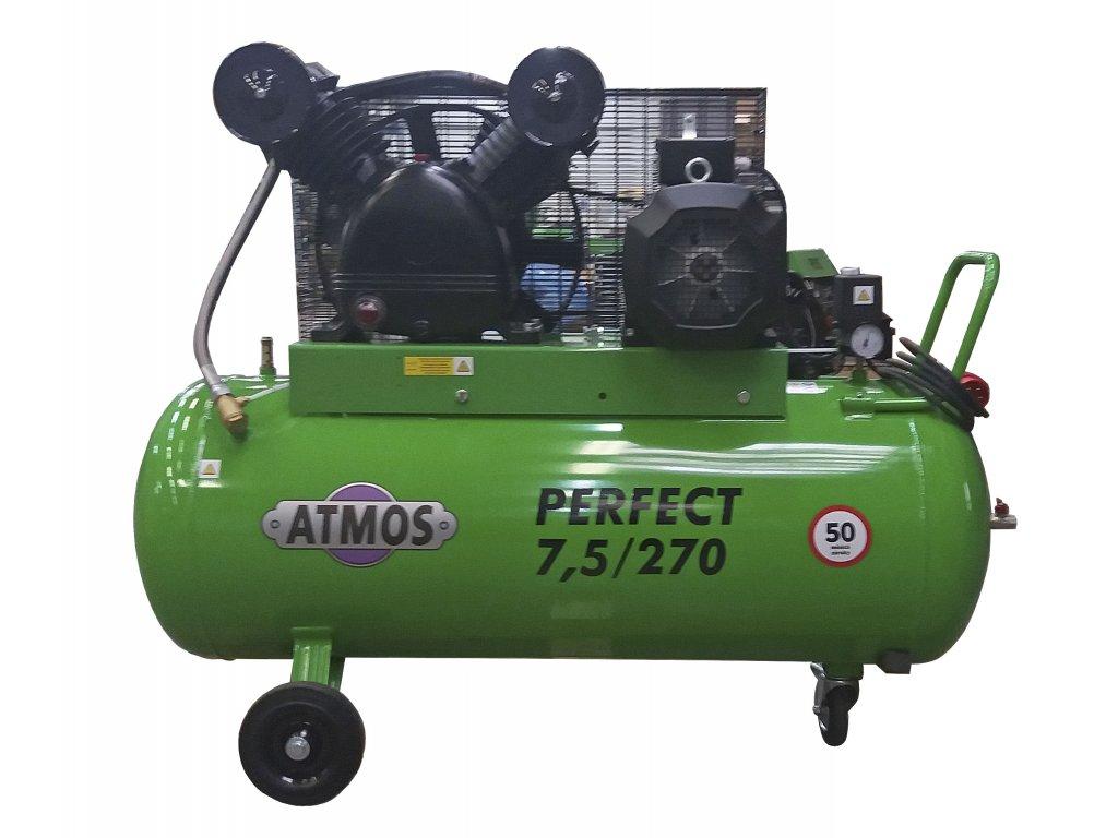 Atmos pístový kompresor Perfect 7,5/270