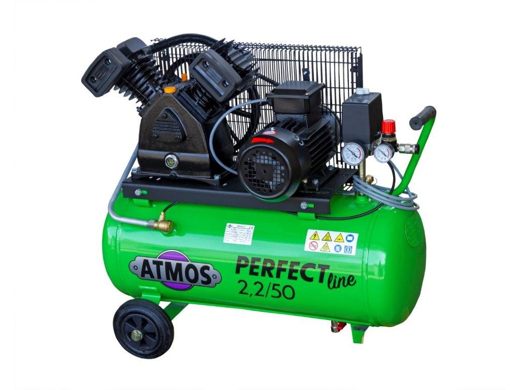 Atmos pístový kompresor Perfect Line 2.2/50