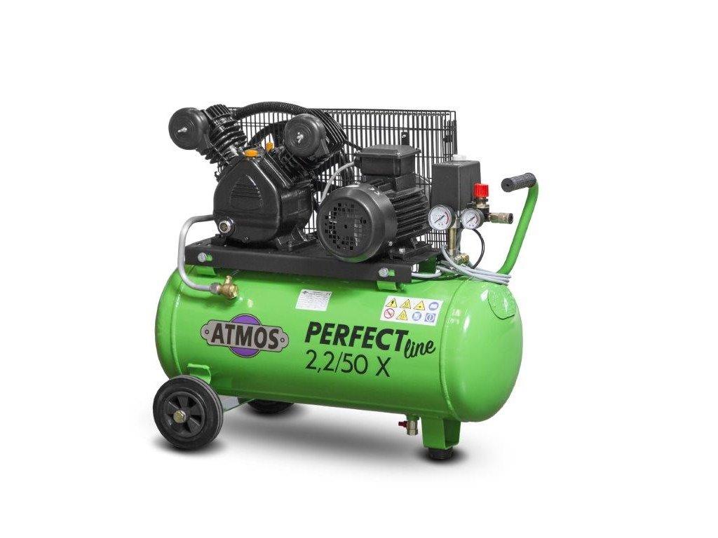 Atmos pístový kompresor Perfect Line 2.2/50 X
