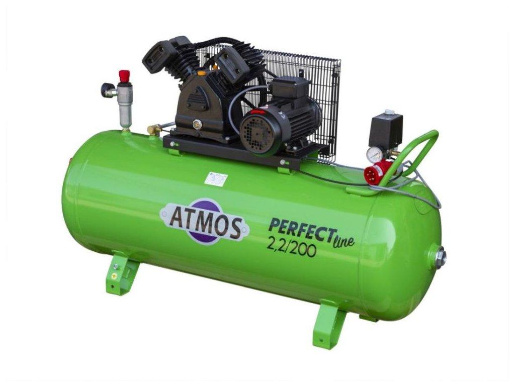 Atmos pístový kompresor Perfect Line 2.2/200