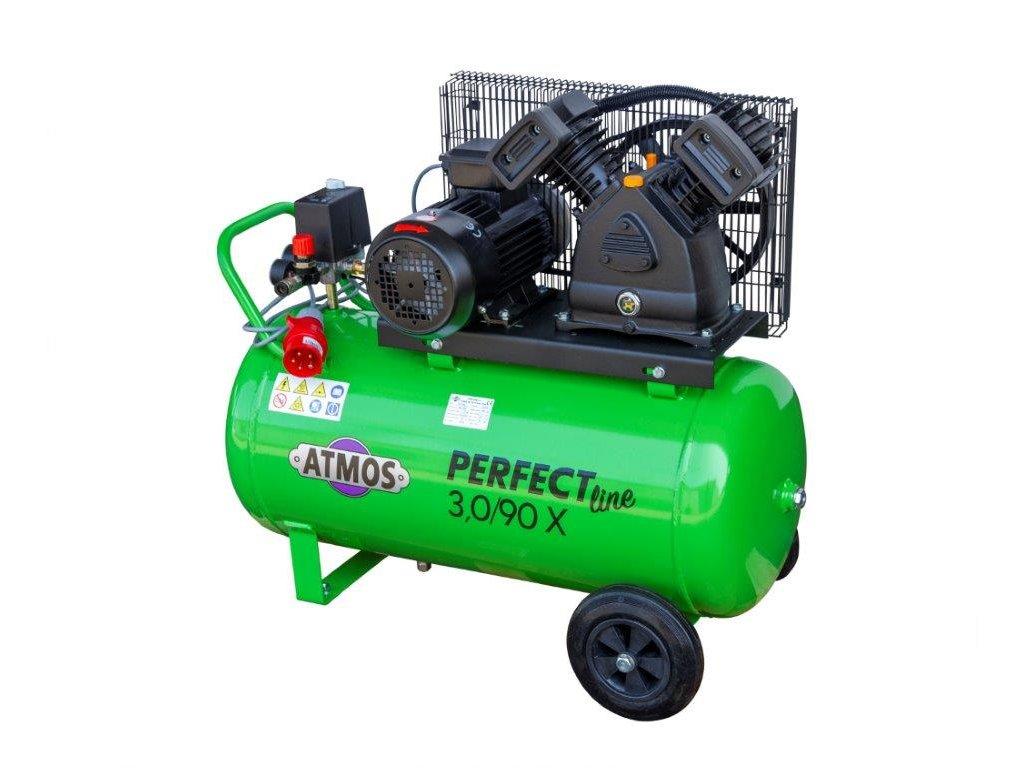 Atmos pístový kompresor Perfect Line 3.0/90X