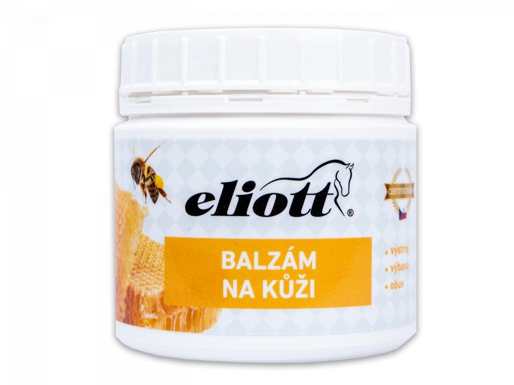 Balzám na kůži se včelím voskem