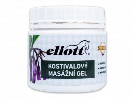 Kostivalový masážní gel