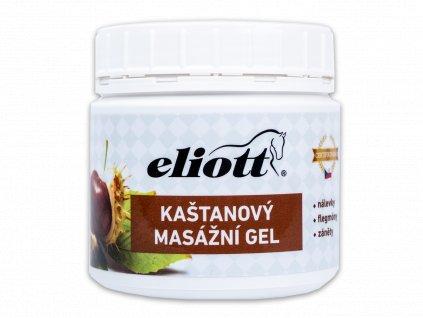 Kaštanový masážní gel