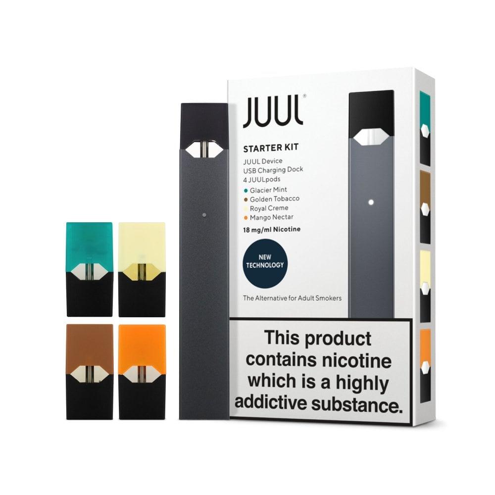 Představení e-cigarety JUUL