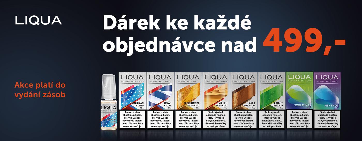 Liqua e-liquidy
