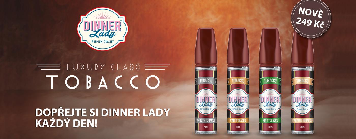 Dinner Lady Tobacco
