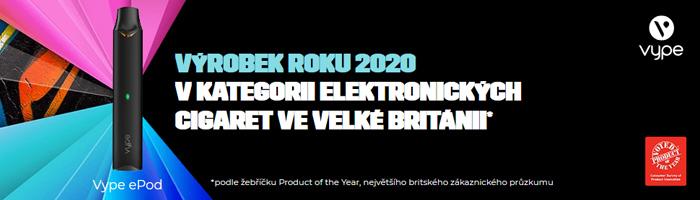 Vype ePod Výrobek roku 2020