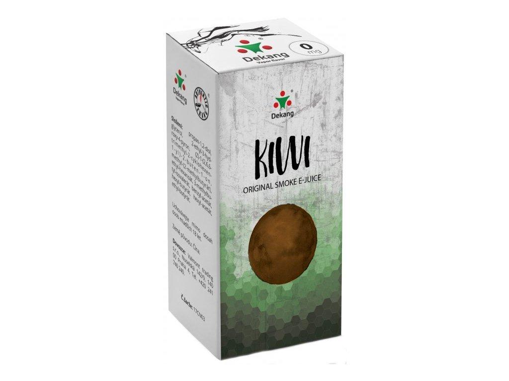 e-liquid Dekang Kiwi (Kiwi), 10ml - 0mg nikotinu/ml