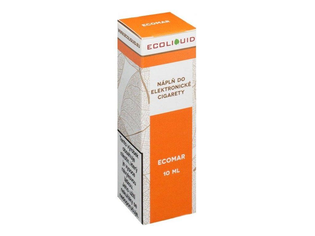 e-liquid Ecoliquid ECOMAR 10ml - 3mg nikotinu/ml