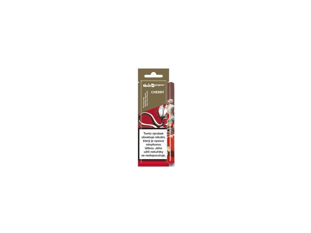 Nick One Original elektronická cigareta Cherry 16mg