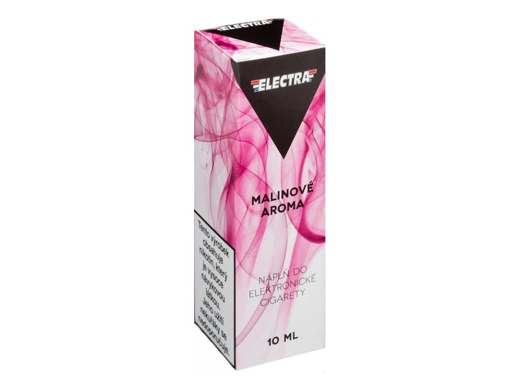 e-liquid ELECTRA Raspberry (malina) 10ml - 12mg nikotinu/ml
