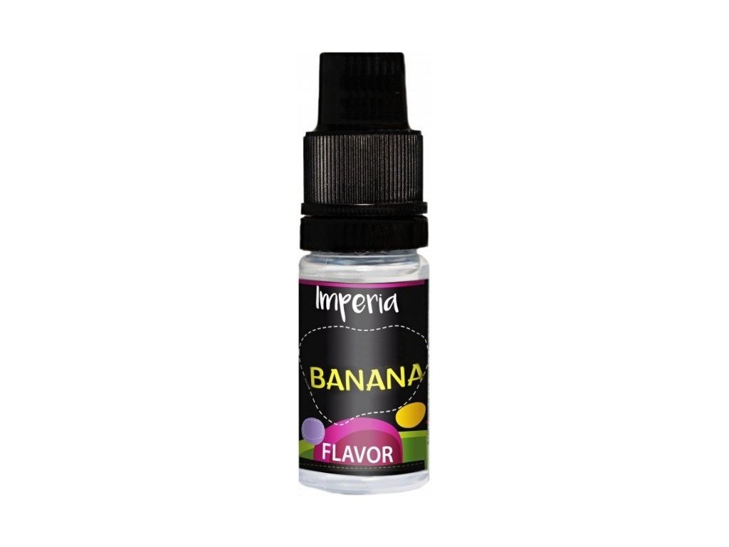 prichut imperia black label 10ml banana banan