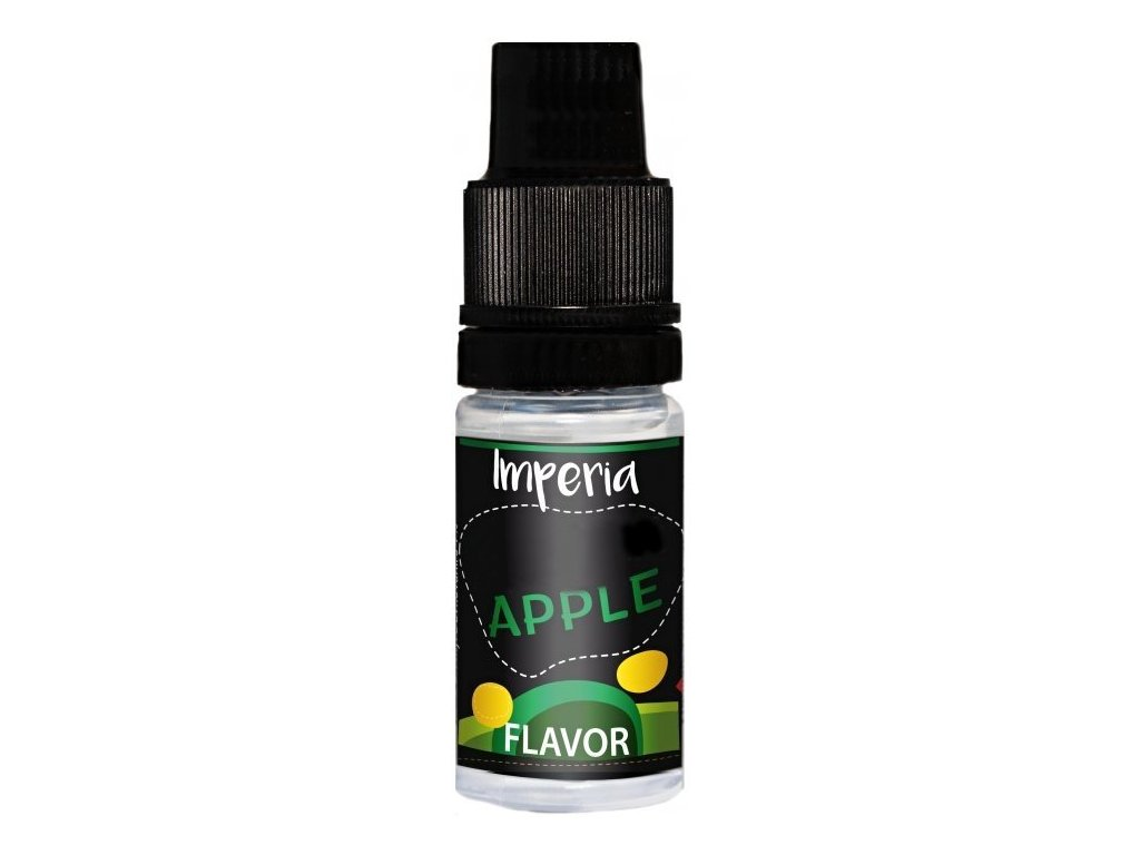 prichut imperia black label 10ml apple jablko