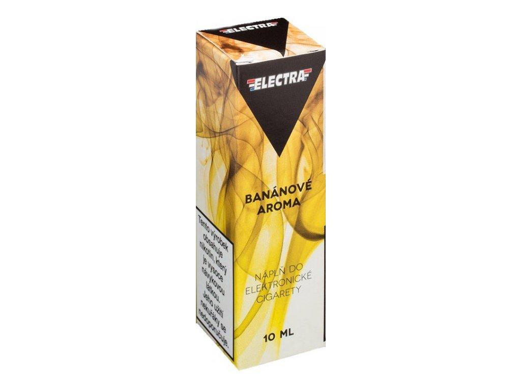 e-liquid ELECTRA Banana 10ml - 6mg nikotinu/ml