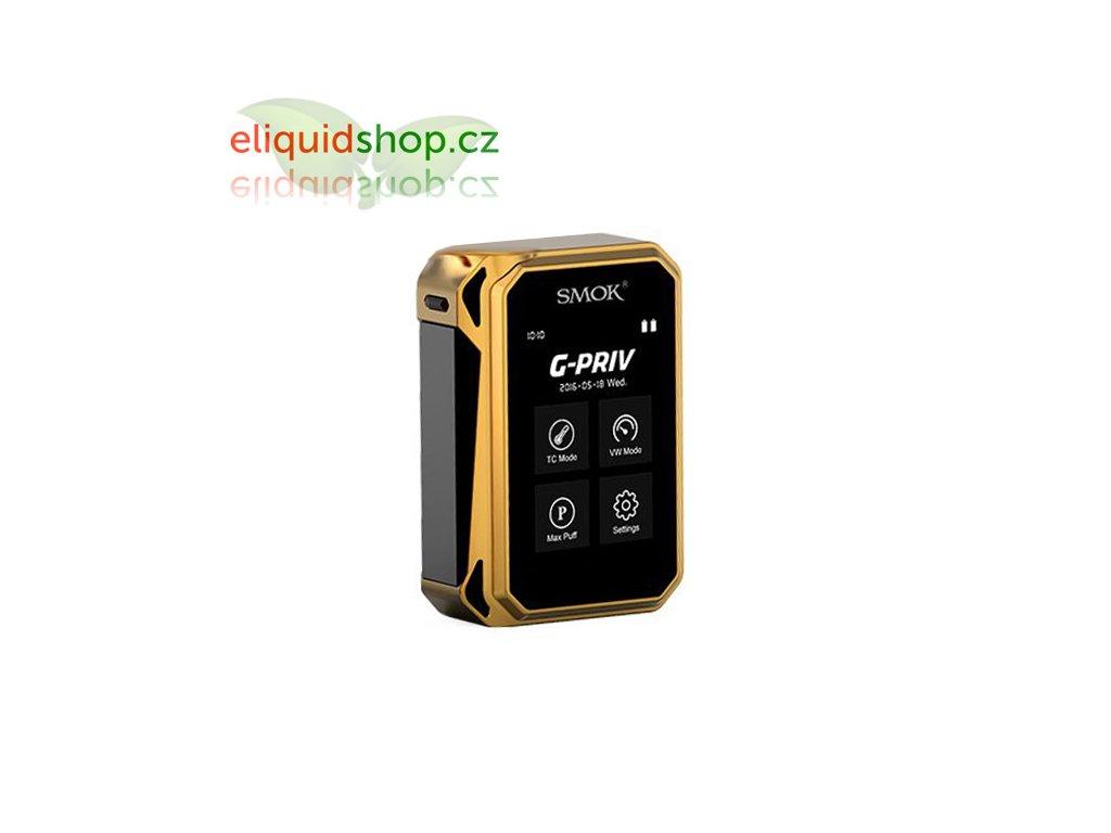 SMOK G-PRIV 220W samotný MOD - Zlatá