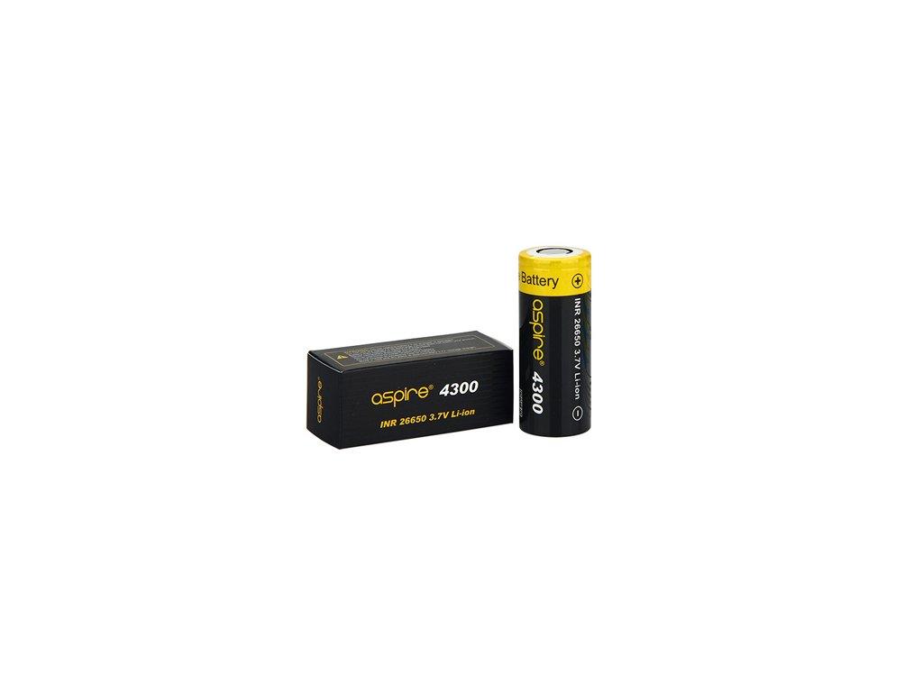 aspire 26650 4300mah baterie