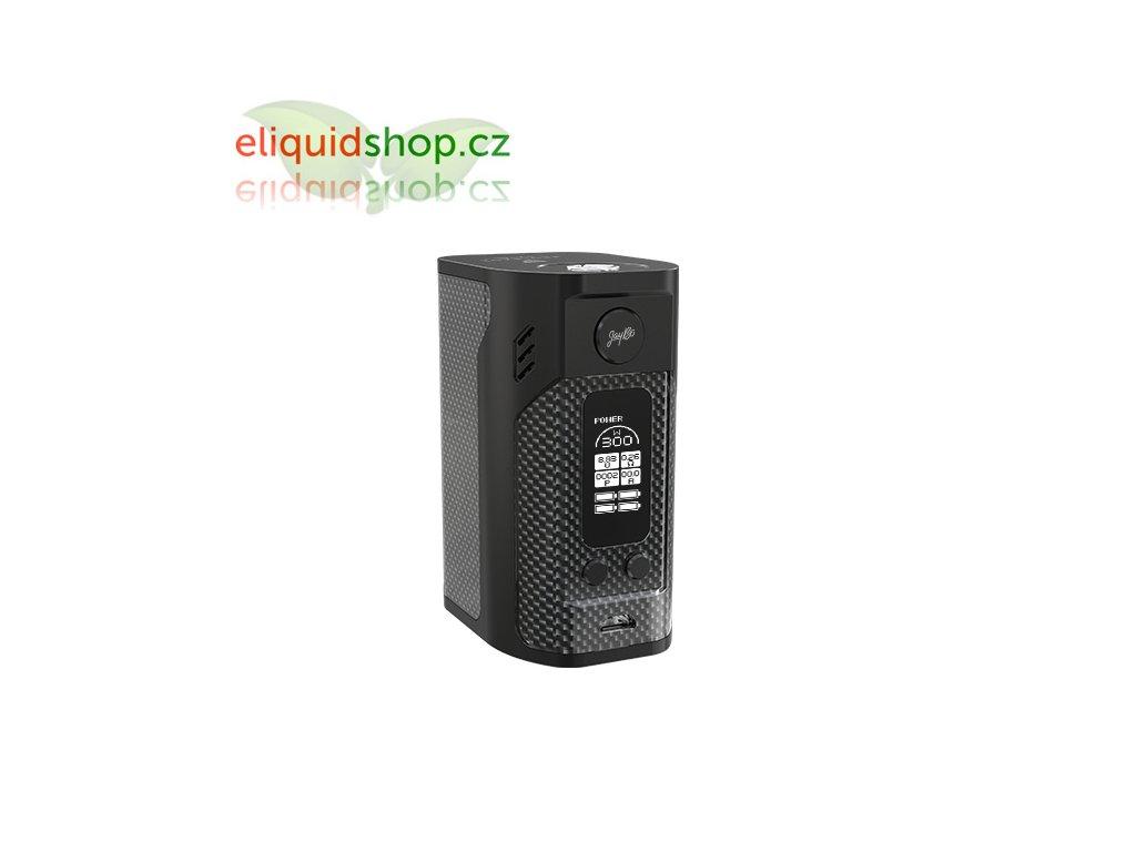 WISMEC Reuleaux RX300 TC Černá-karbon