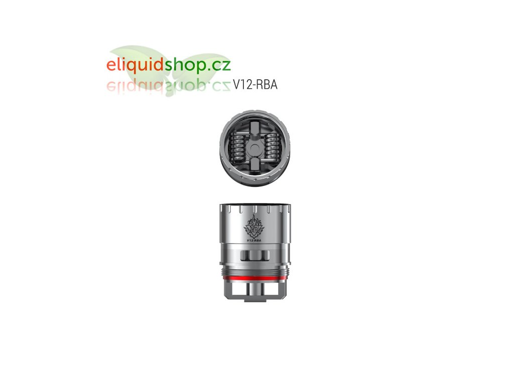 smok tfv12 rba dual coil