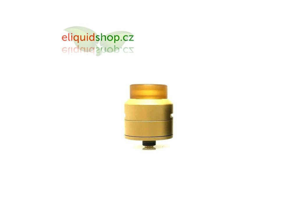 528 GOON LP RDA atomizér - zlatá