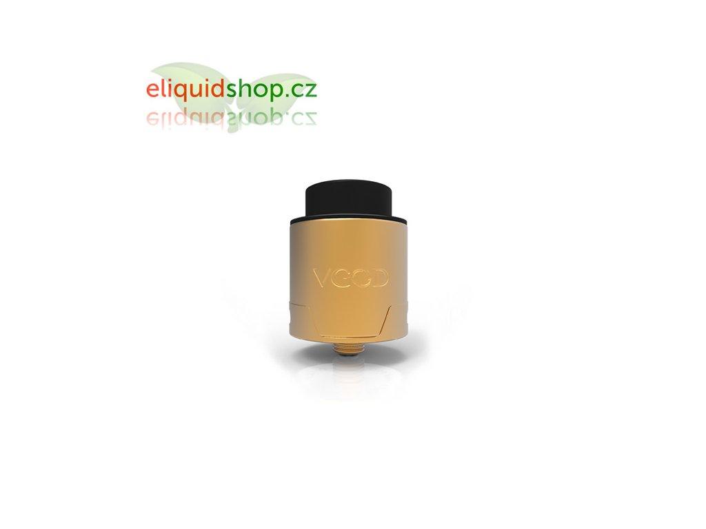 VGOD PRO DRIP RDA 24mm - zlatá