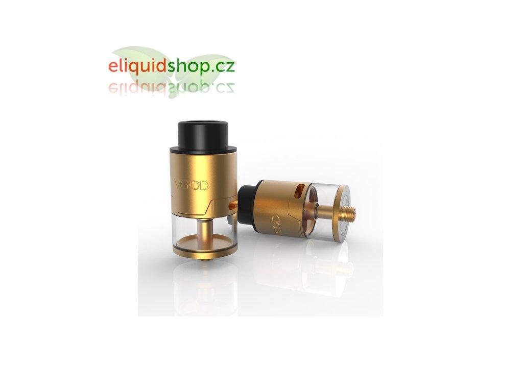 VGOD Tricktank PRO R2 RDTA 24mm - zlatá