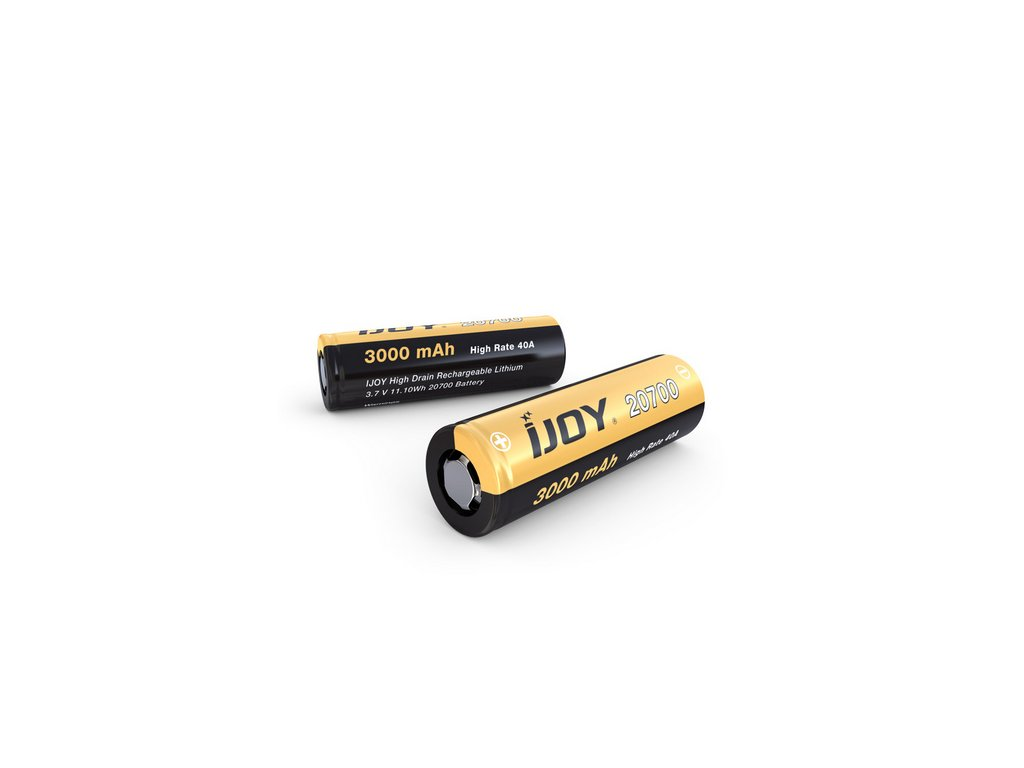 ijoy 20700 3000mah baterie