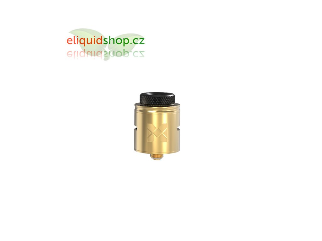 Vandy Vape Mesh RDA atomizér - Zlatá