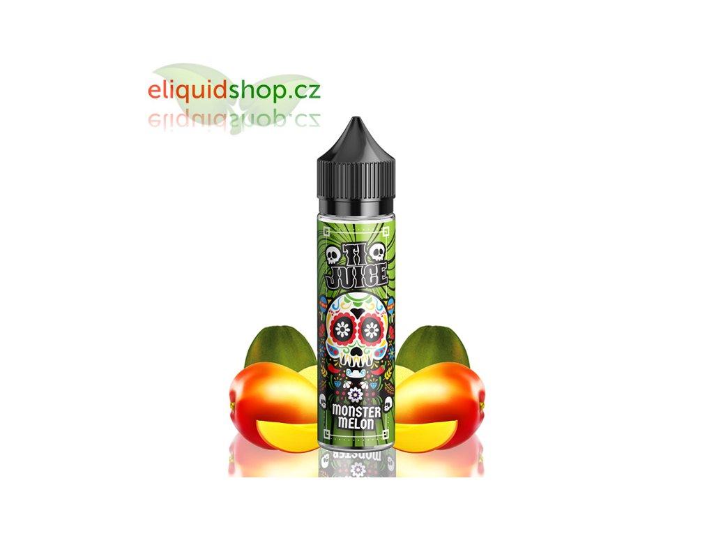 ti juice aroma monster melon 2n