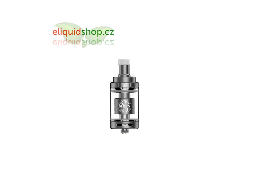 Digiflavor Siren 2 24mm GTA MTL - Gunmetal