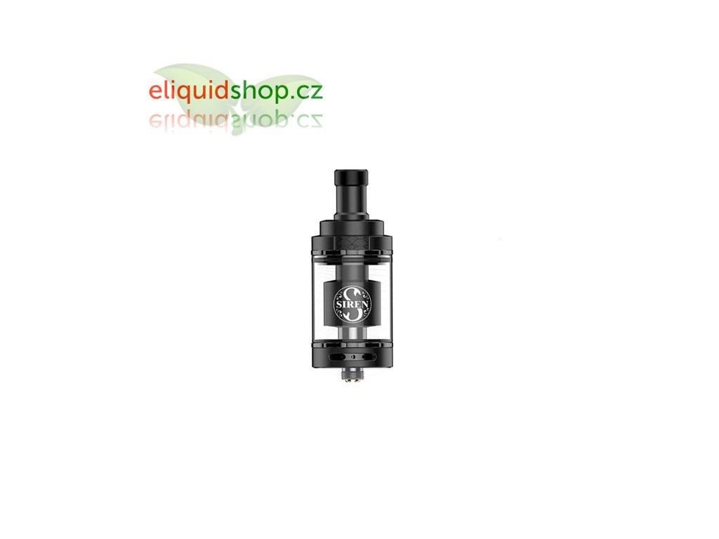 Digiflavor Siren 2 24mm GTA MTL - Černá