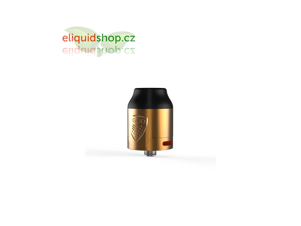 VGOD ELITE RDA 24mm - Zlatá