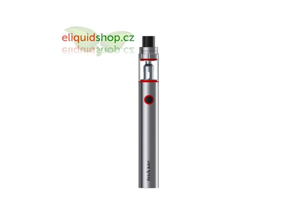SMOK Stick M17 1300mAh set - Stříbrná