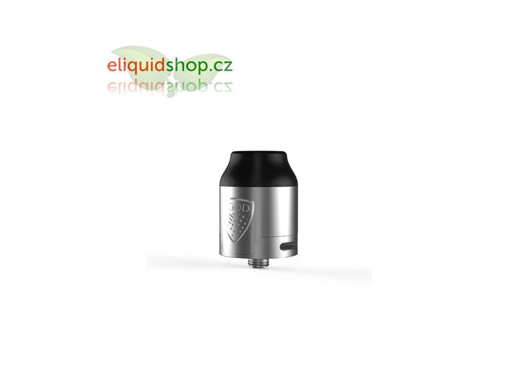 VGOD ELITE RDA 24mm - Stříbrná