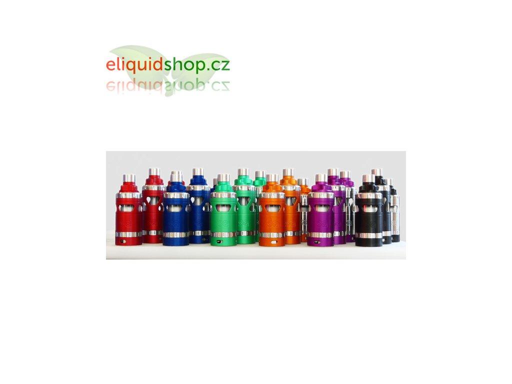 SQUAPE E Motion RTA 4,5ml atomizér Full Colored Edition - Zelená