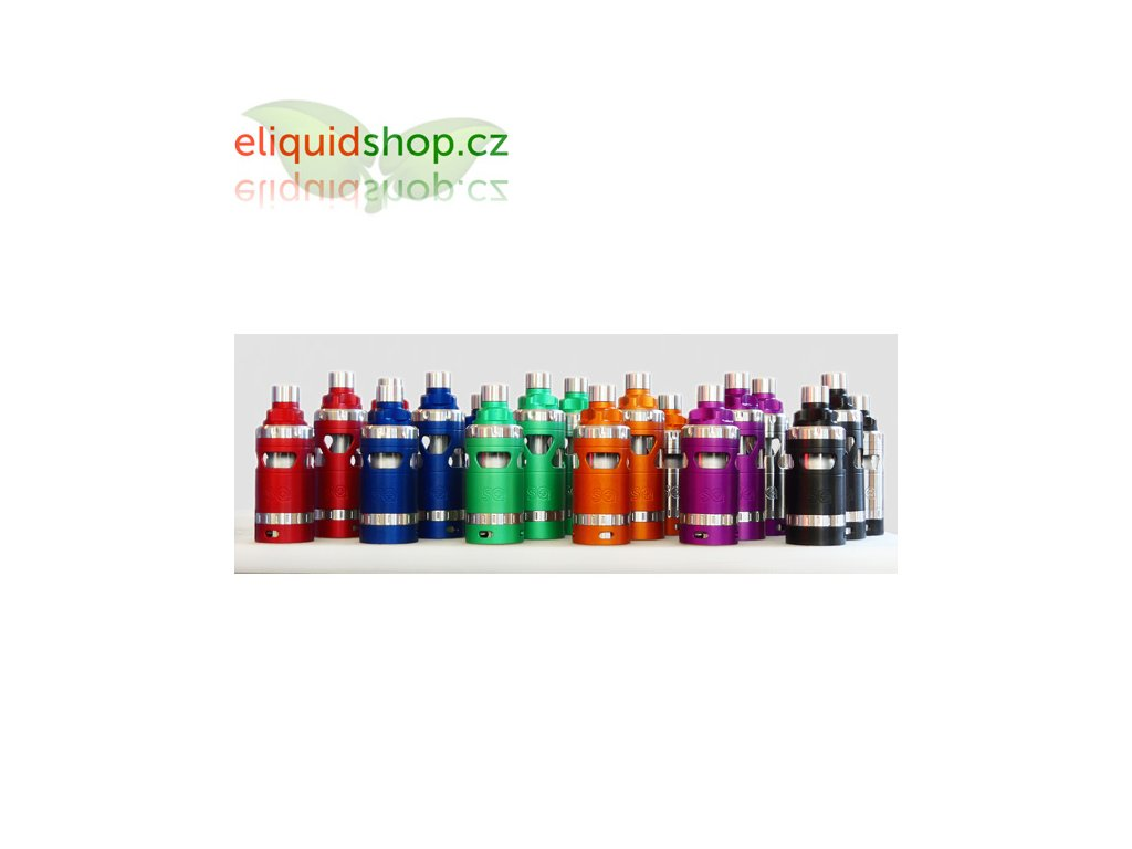 SQUAPE E Motion RTA 2ml atomizér Full Colored Edition - Černá