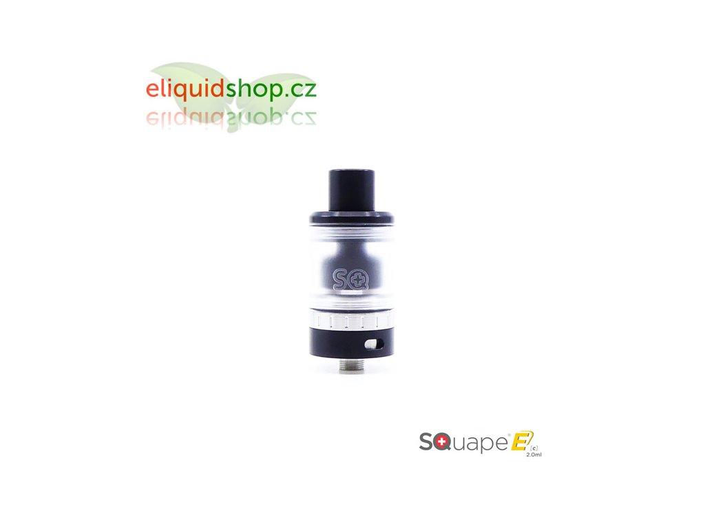 SQUAPE Ec RTA 2ml atomizér - Černá