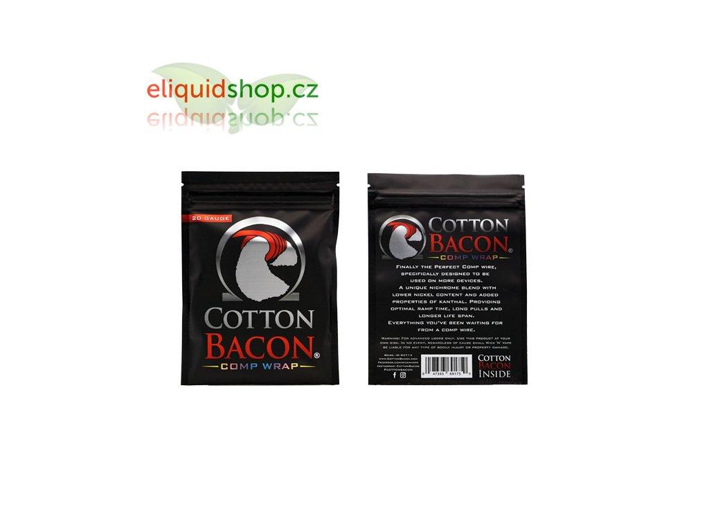 Cotton Bacon Comp Wrap 24ga