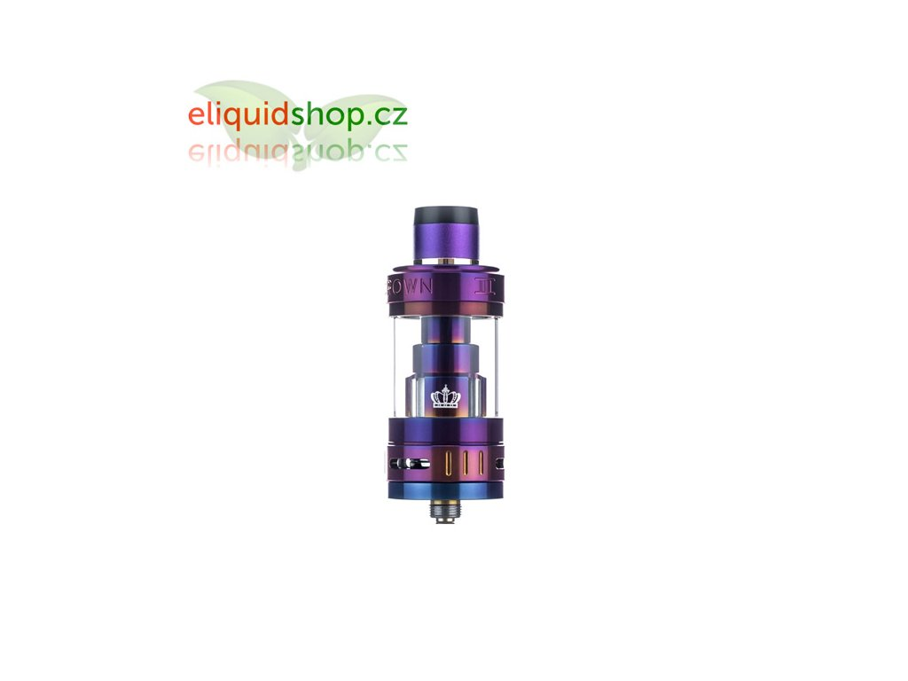 UWELL Crown 3 clearomizer - Fialová