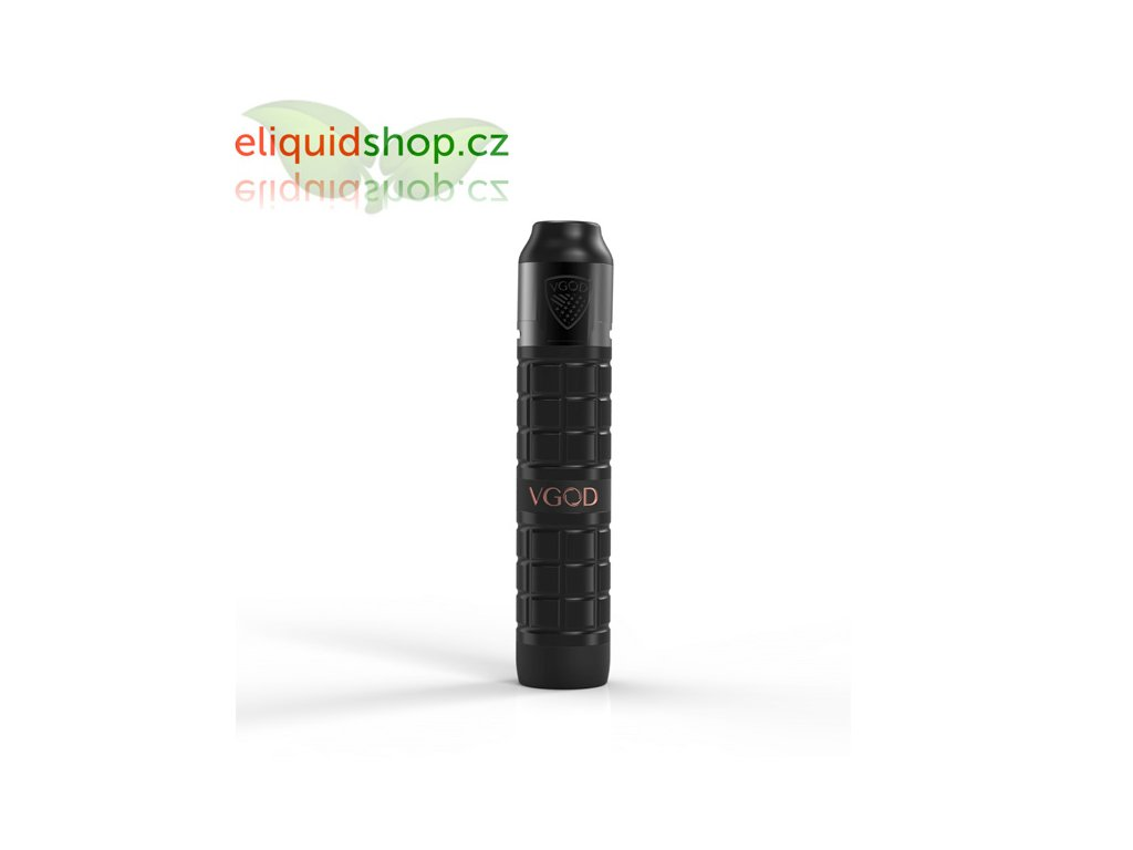 VGOD PRO MECH 2 kit (mechanický grip) - Černá (copper)